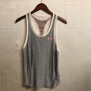 Women's Under Armour Workout Tank Size S/M